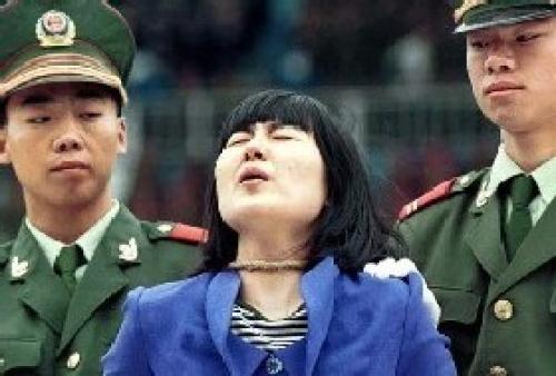 CINA. 'SONO 8.000 LE PERSONE GIUSTIZIATE OGNI ANNO'
